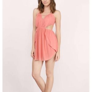 Toni Happily Ever After Coral Dress size M